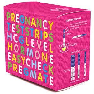 small foto of Pregmate Pregnancy (HCG) Urine Test Strips