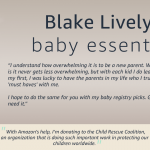 foto of pregnant Blake Lively