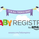 amazon-baby-registry-on-a-blue-background