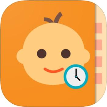 Baby Daybook app logo