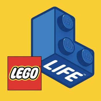 Lego Life app logo
