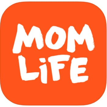 mom life pregnancy tracker app logo