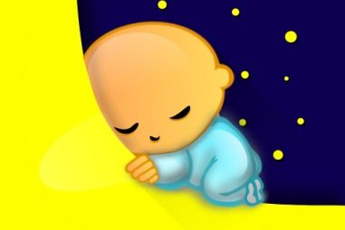 A Super Lifehack For Busy Moms: Baby Sleep App
