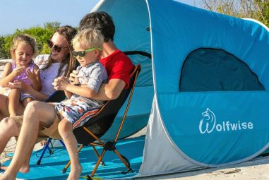 Baby Beach Tents: Options to Buy & Helpful Tips