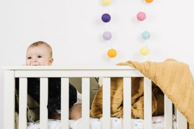 How to Get Your Baby to Sleep in the Crib Without Fussing